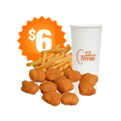 10-piece chicken nugget deal
